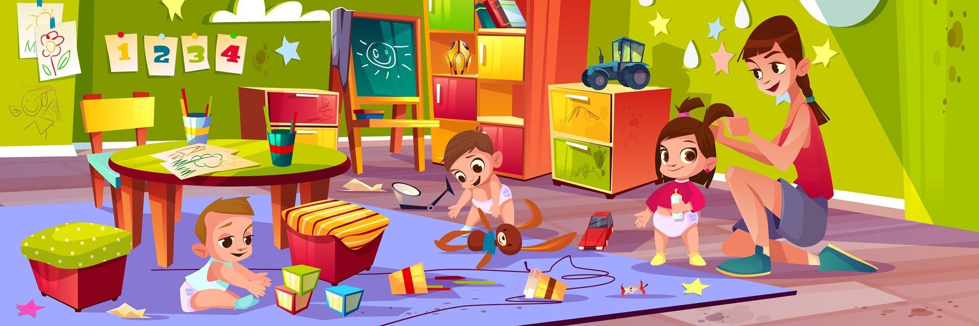 Halte Garderie Nos Chérubins - Inscrivez votre enfant